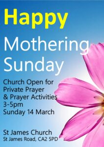 Mothering Sunday Poster 2021